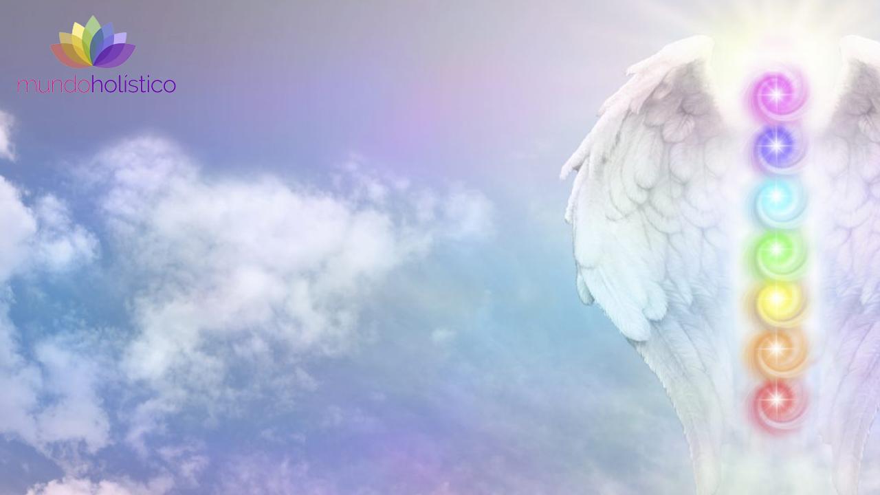 Angeloterapia: Sanación espiritual.
