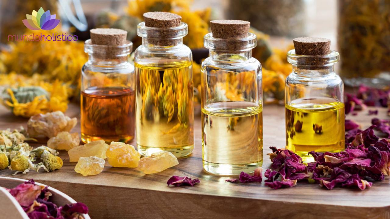 Aromaterapia para aliviar el estrés