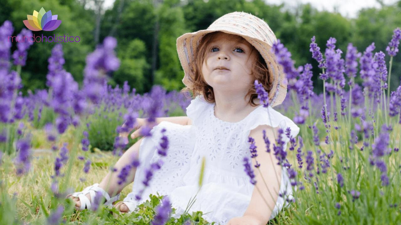Aromaterapia para niños con hiperactividad.