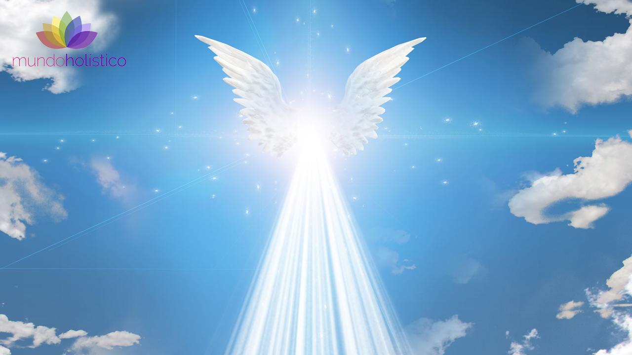Conexión con Ángeles. una terapia angelical
