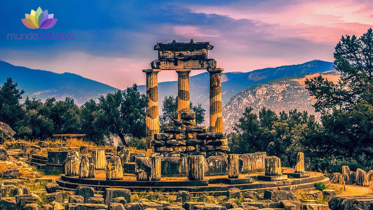 La historia del Oráculo de Delfos