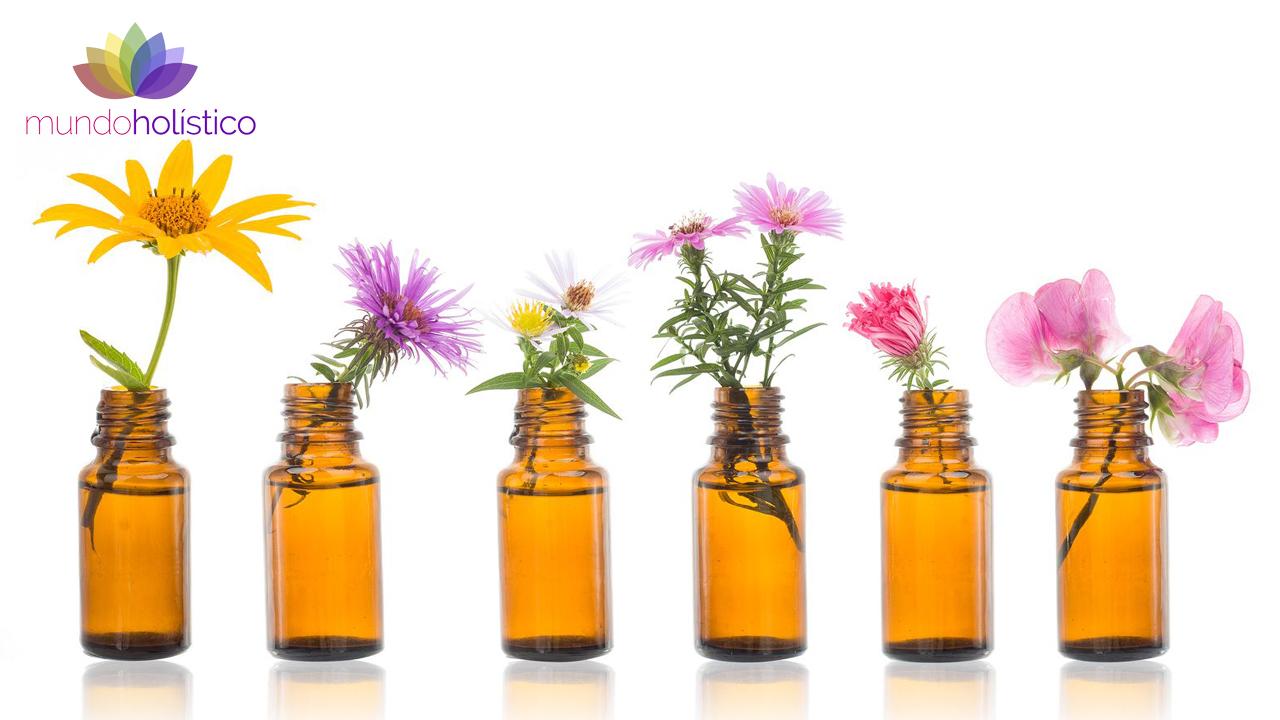 Las Flores de Bach o Terapia Floral