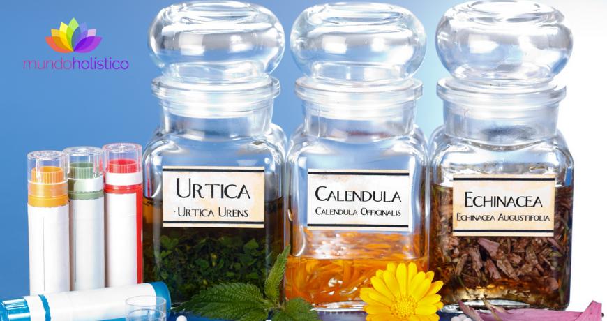 Medicamentos Homeopáticos para la ansiedad