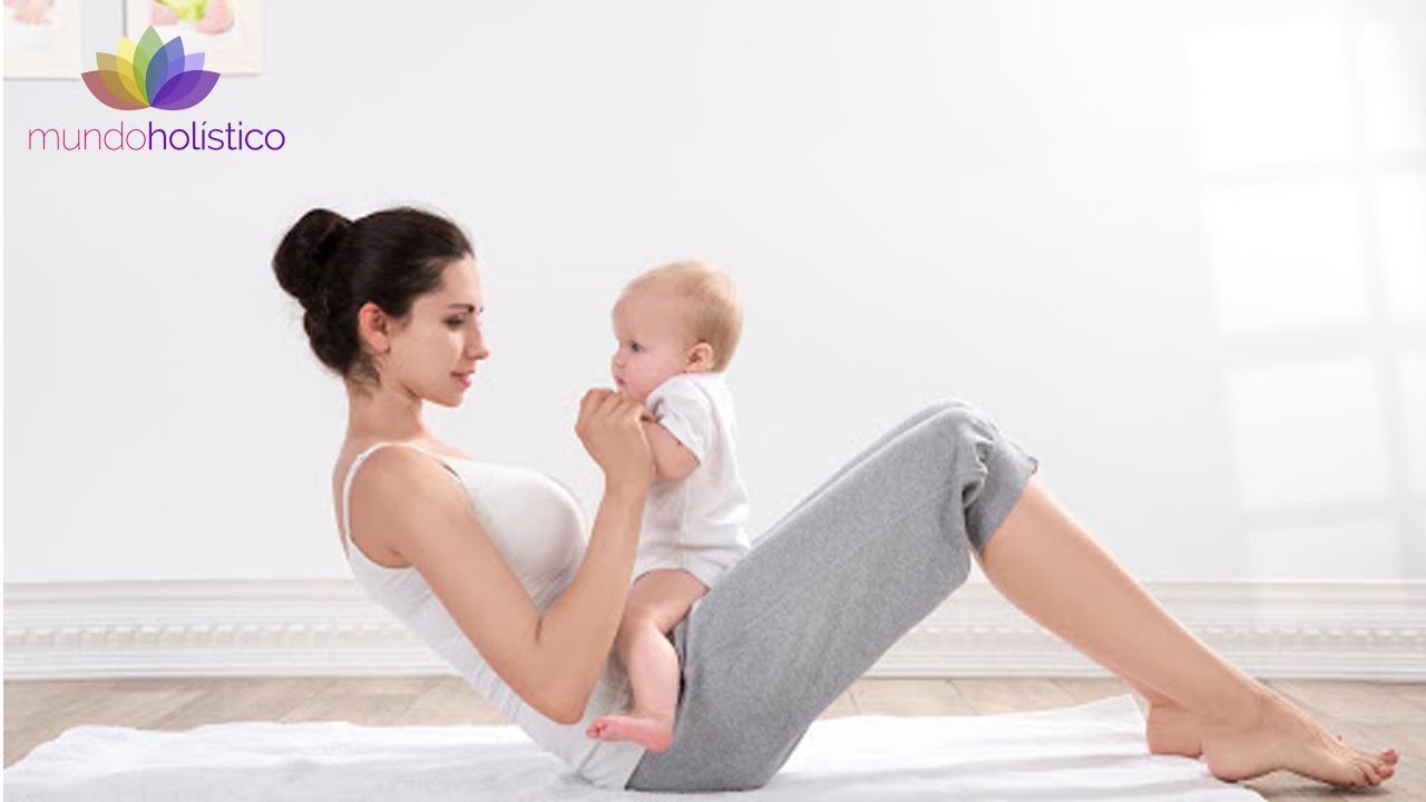 Yoga para niños, mamás y bebés.