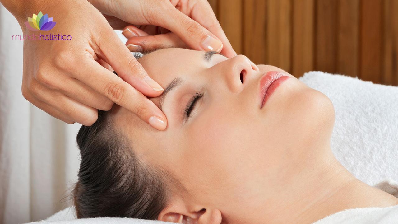 Reflexología facial y su uso médico