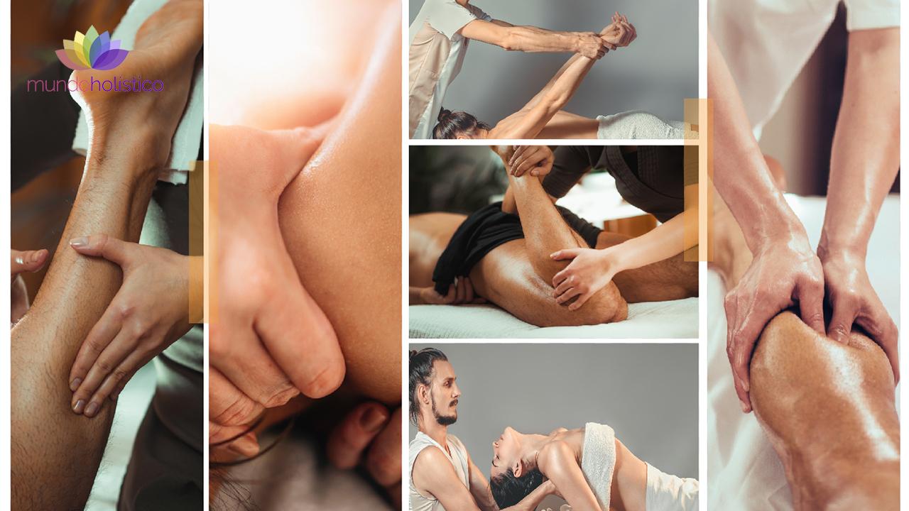 Tipos de masaje y sus beneficios para la salud
