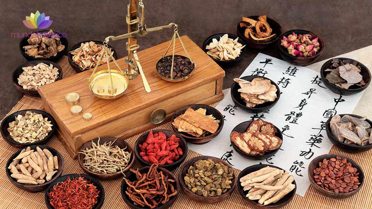 Medicina tradicional china y sus ramas