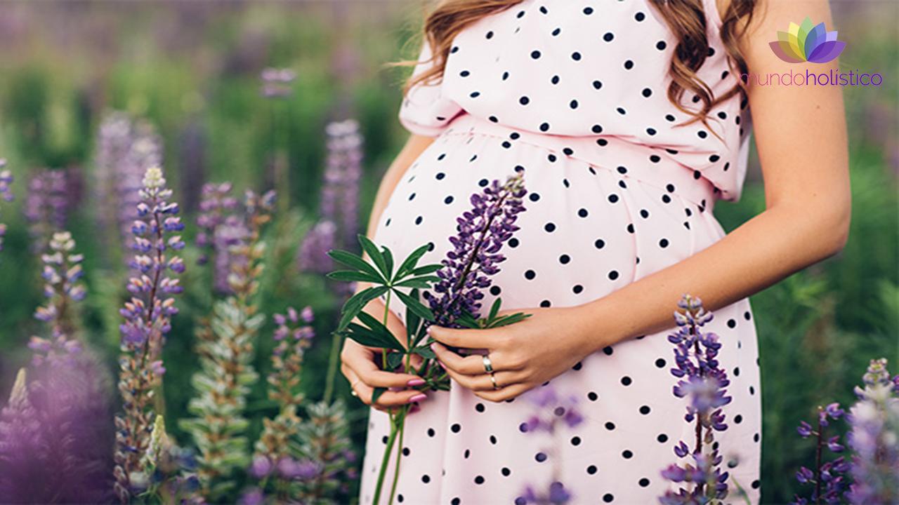 Aromaterapia en Período de Embarazo